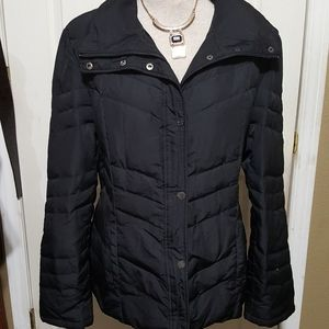 Kenneth cole reaction puffer jacket Size L/G